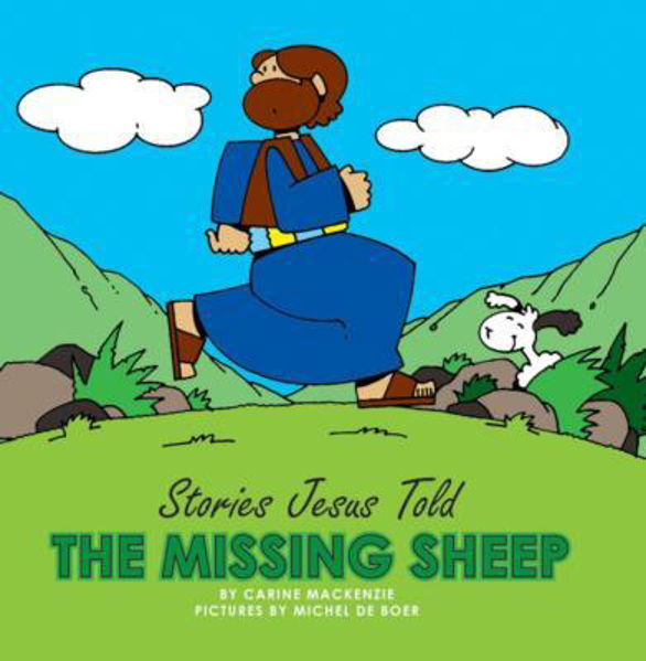Picture of STORIES JESUS TOLD/MISSING SHEEP