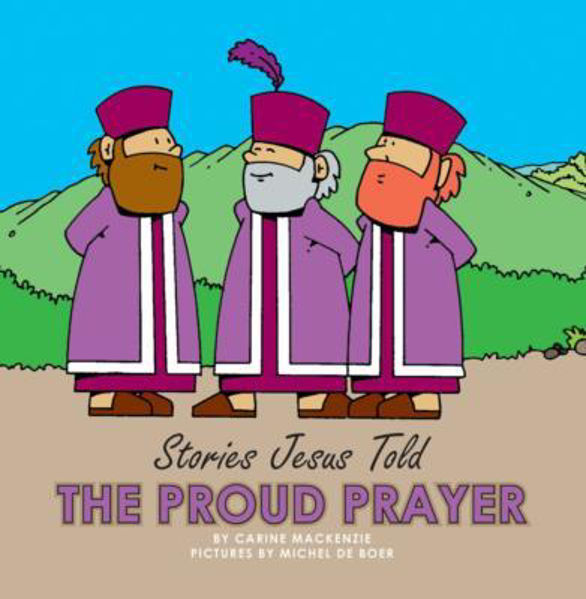 Picture of STORIES JESUS TOLD/PROUD PRAYER