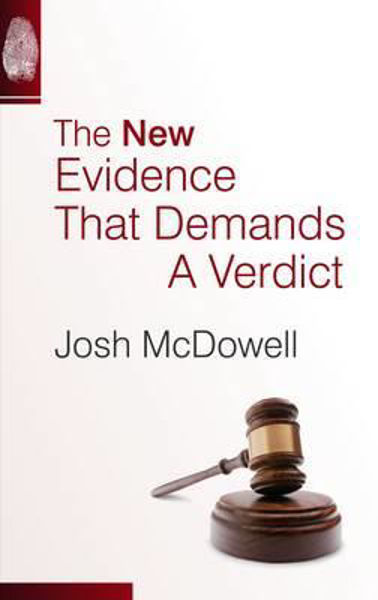 Picture of THE NEW EVIDENCE THAT DEMANDS A VERDICT
