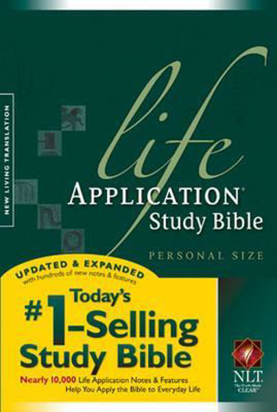 Picture of NLT/LIFE APPLICATION STUDY BIBLE pbk