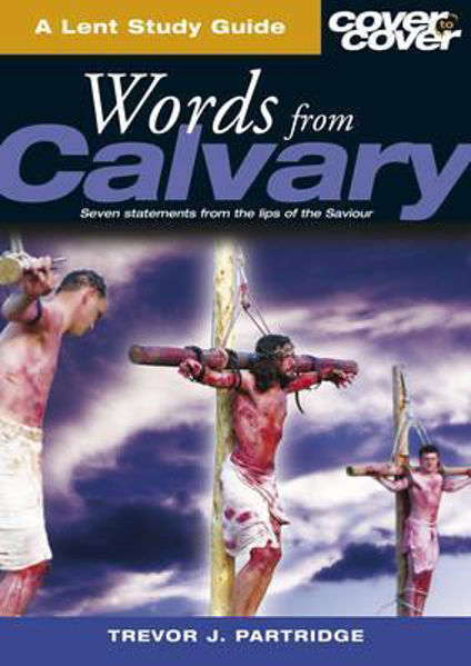 Picture of WORDS FROM CALVARY lent study guide