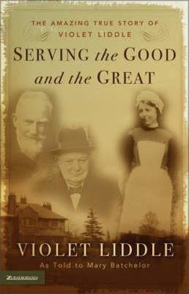 Picture of SERVING THE GOOD AND THE GREAT