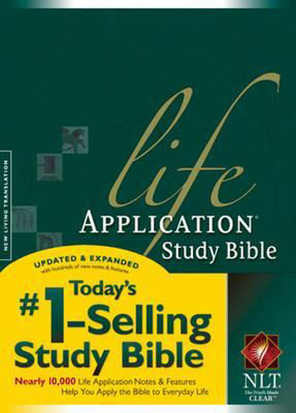 Picture of NLT LIFE APPLICATION STUDY BIBLE hbk