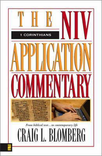 Picture of NIV APPLICATION COMMENTARY/1 CORINTHIANS
