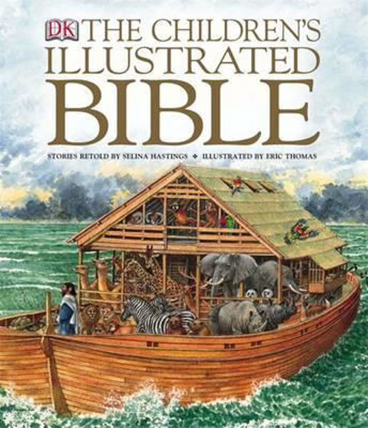 Picture of CHILDREN'S ILLUSTRATED BIBLE Compact