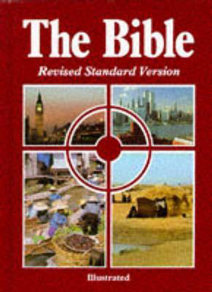 Picture of RSV BIBLE hbk  illustrated