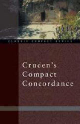 Picture of CRUDENS COMPACT CONCORDANCE pbk