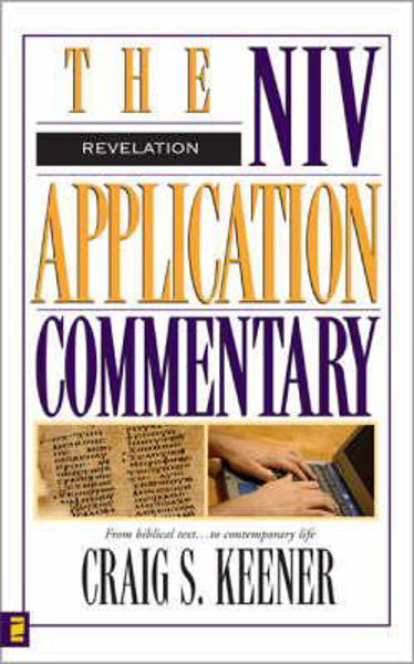 Picture of NIV APPLICATION COMMENTARY/REVELATION