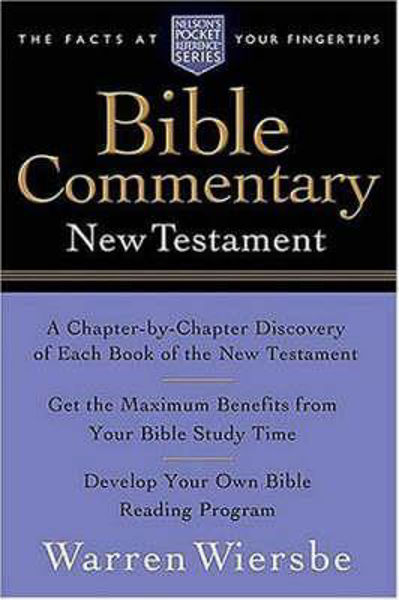Picture of BIBLE COMMENTARY NT pocket