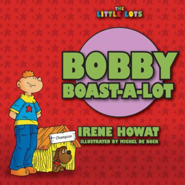 Picture of LITTLE LOTS/BOBBY BOAST A LOT