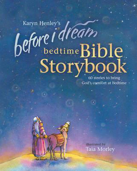 Picture of BRFORE I DREAM BEDTIME BIBLE STORYBOOK