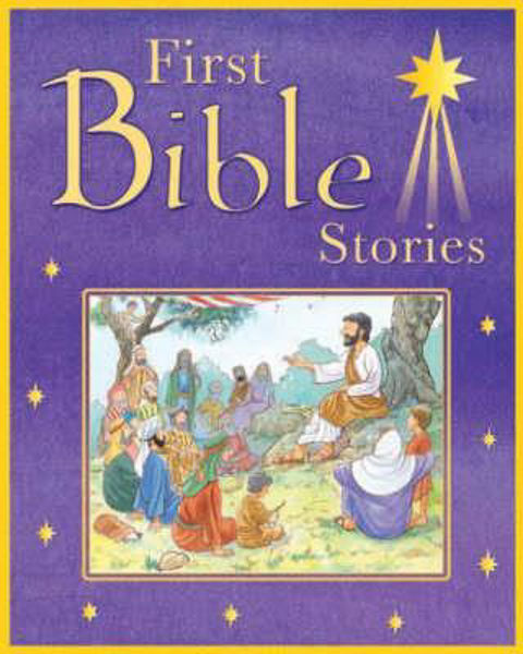 Picture of FIRST BIBLE STORIES