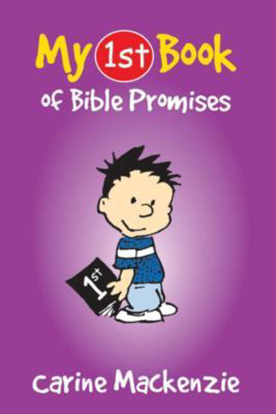 Picture of MY 1st BOOK OF BIBLE PROMISES