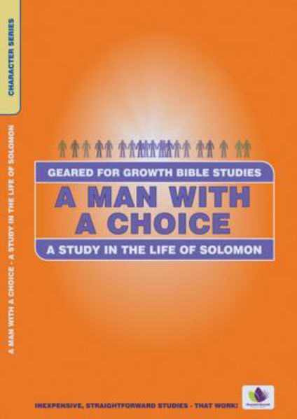Picture of GEARED 4 GROWTH/LIFE SOLOMON MAN CHOICE
