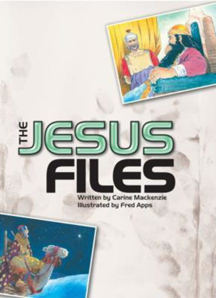 Picture of THE JESUS FILES