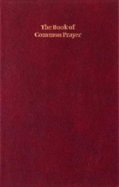 Picture of BOOK OF COMMON PRAYER enlarged 710B hbk
