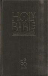 Picture of ESV CHURCH Edition ANGLICIZED PEW BIBLE Black
