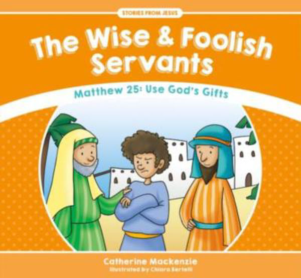 Picture of STORIES from JESUS #5 The Wise and Foolish Servants