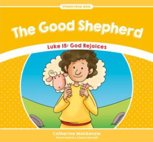 Picture of STORIES from JESUS #4 The Good Shepherd