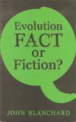 Picture of EVOLUTION FACT OR FICTION? Revised