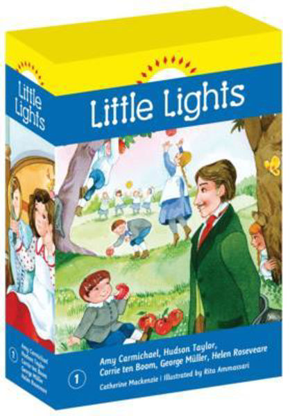Picture of LITTLE LIGHTS BOX SET 1