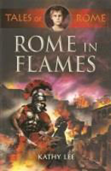 Picture of TALES OF ROME/#2 ROME IN FLAMES