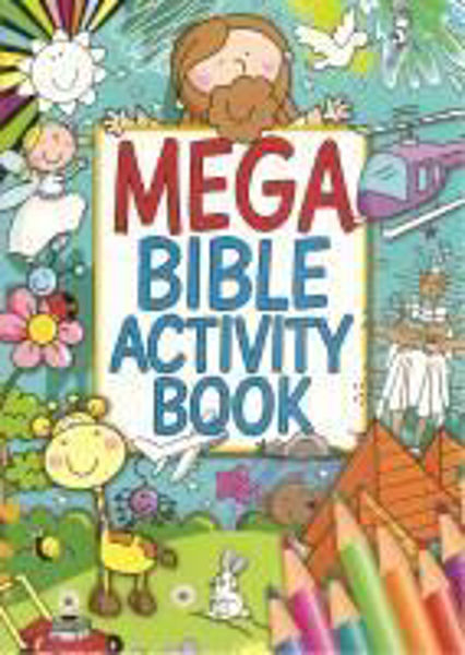Picture of MEGA BIBLE ACTIVITY BOOK