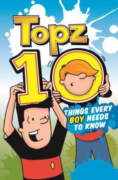 Picture of TOPZ 10 THINGS EVERY BOY NEEDS TO KNOW