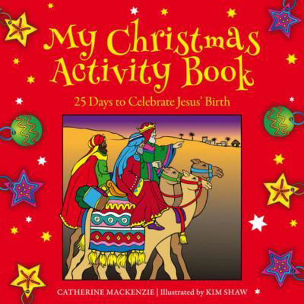 Picture of MY CHRISTMAS ACTIVITY BOOK