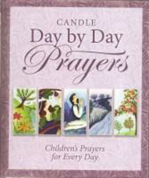 Picture of CANDLE DAY BY DAY PRAYERS