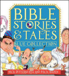 Picture of BIBLE STORIES & TALES BLUE COLLECTION