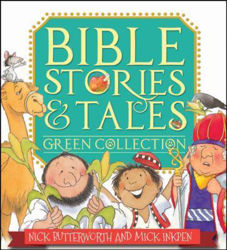 Picture of BIBLE STORIES & TALES GREEN COLLECTION