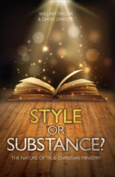 Picture of STYLE OR SUBSTANCE?