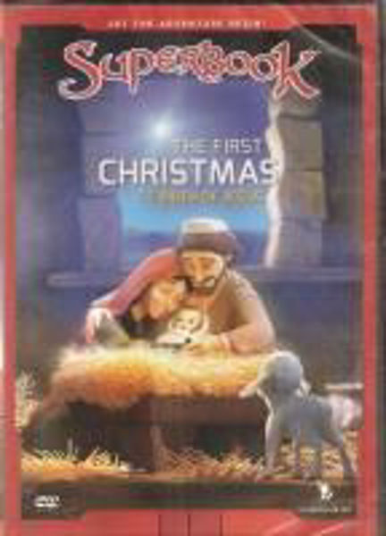Picture of SUPERBOOK/THE FIRST CHRISTMAS