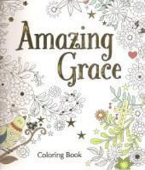 Picture of AMAZING GRACE Colouring Book