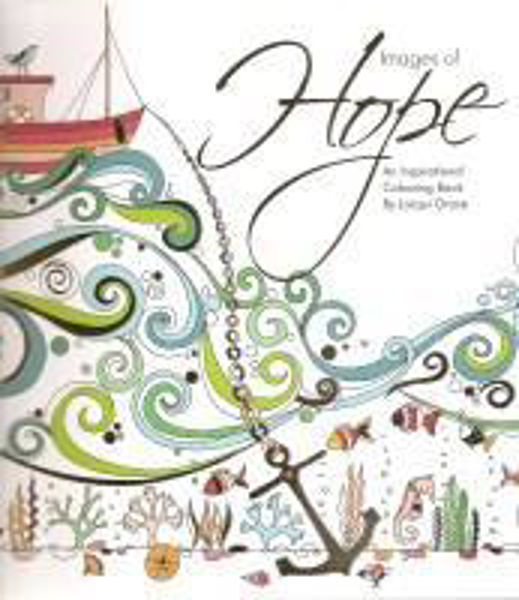 Picture of IMAGES OF HOPE Colouring Book