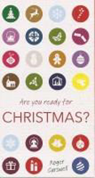 Picture of ARE YOU READY for CHRISTMAS? Tract
