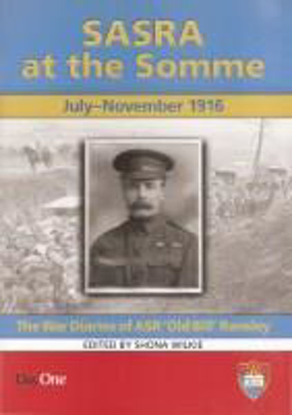 Picture of SASRA at the SOMME
