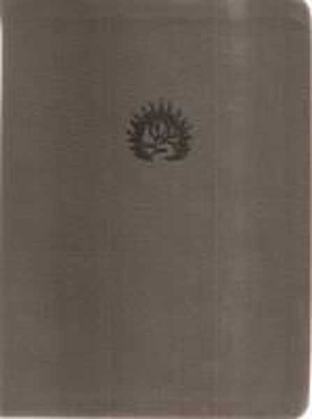 Picture of ESV THE REFORMATION STUDY BIBLE Charcoal