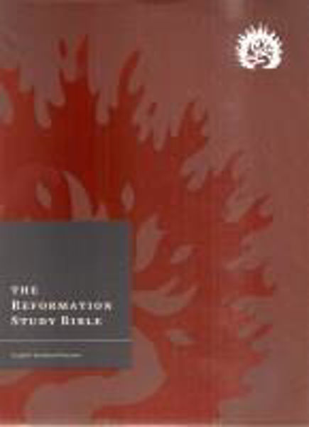 Picture of ESV THE REFORMATION STUDY BIBLE Hbk