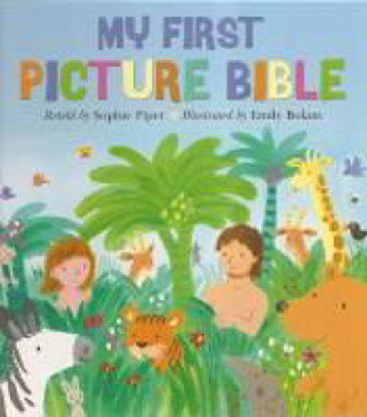 Picture of MY FIRST PICTURE BIBLE