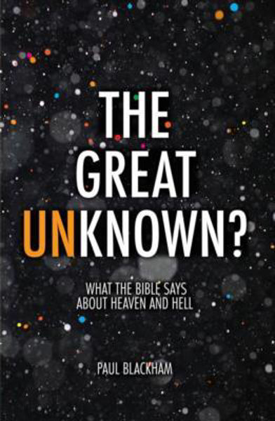 Picture of THE GREAT UNKNOWN?