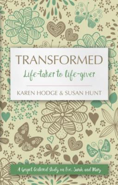 Picture of TRANSFORMED: Life-taker to life-giver