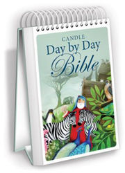 Picture of CANDLE DAY by DAY BIBLE 365 wire devotions