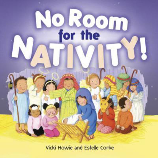 Picture of NO ROOM FOR THE NATIVITY