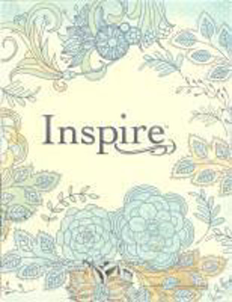 Picture of NLT INSPIRE Creative Journaling Bible