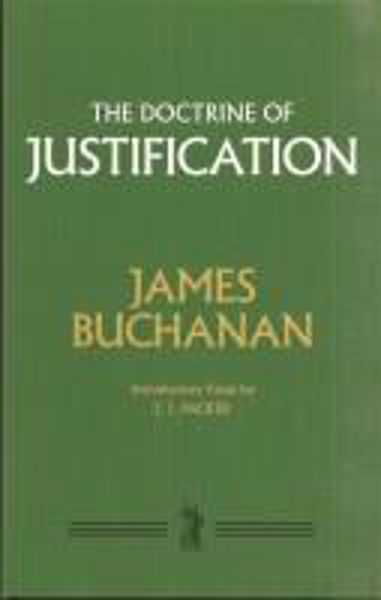 Picture of THE DOCTRINE OF JUSTIFICATION