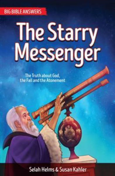 Picture of BIG BIBLE ANSWERS/#1 The Starry Messenger