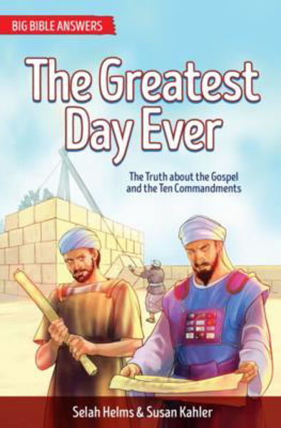 Picture of BIG BIBLE ANSWERS/#2 The Greatest Day Ever