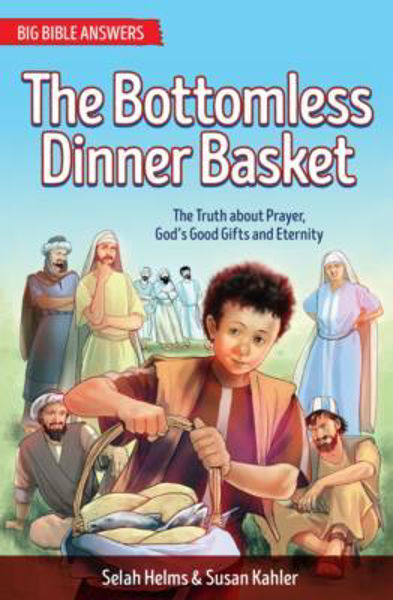 Picture of BIG BIBLE ANSWERS/#3 The Bottomless Dinner Basket